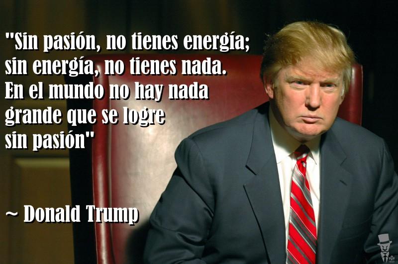 Frases De Personas Exitosas: Puma Capitalista: Frase Donald Trump