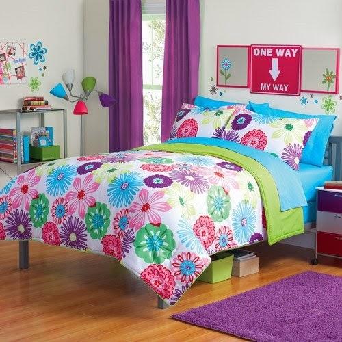 Dormitorios de colores para ni as dormitorios colores y for Juego de cuarto queen size