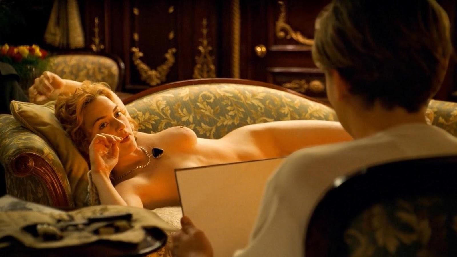 Winslet Nude Titanic 91