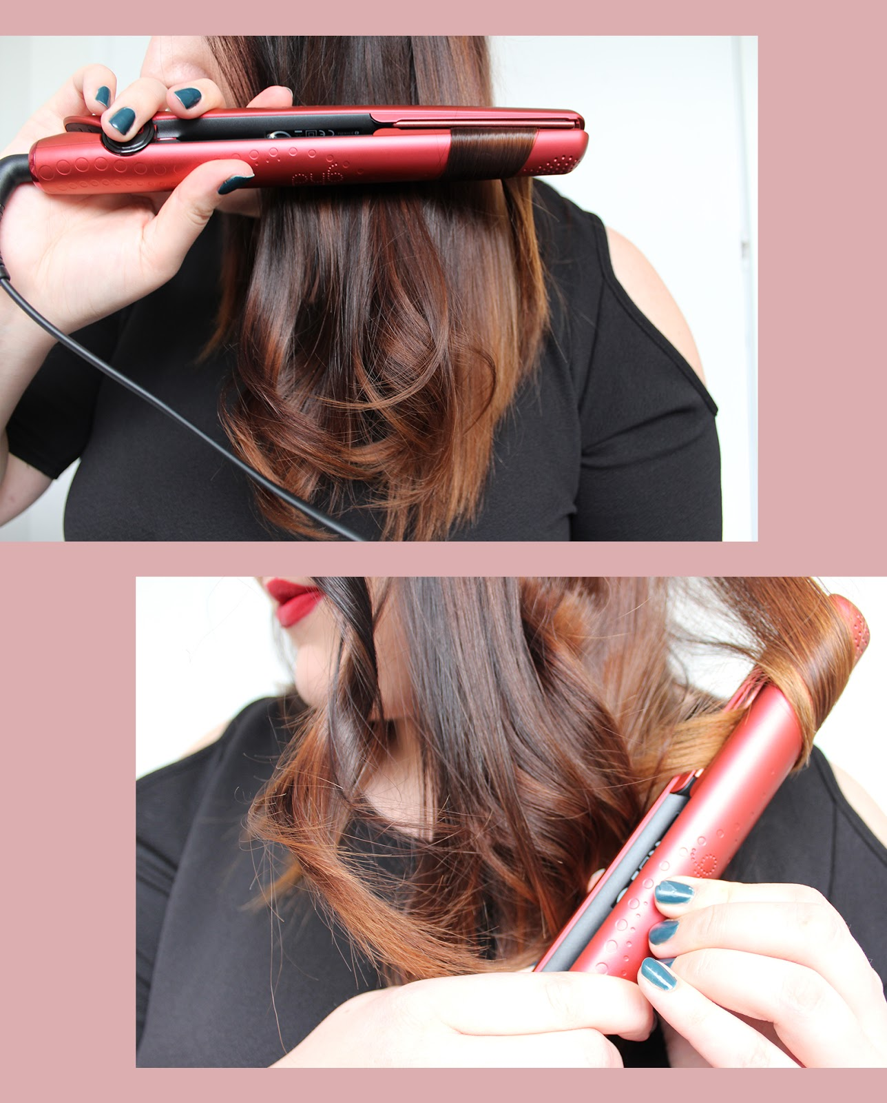 Get Red Carpet/Ball Ready with ghd - CassandraMyee