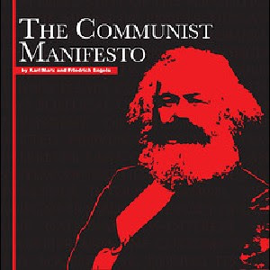 The Communist Manifesto,  Audiobook by Karl Marx and Friedrich Engels