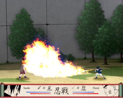 Game Naruto Shinobi Breakdown PC Full Free Download