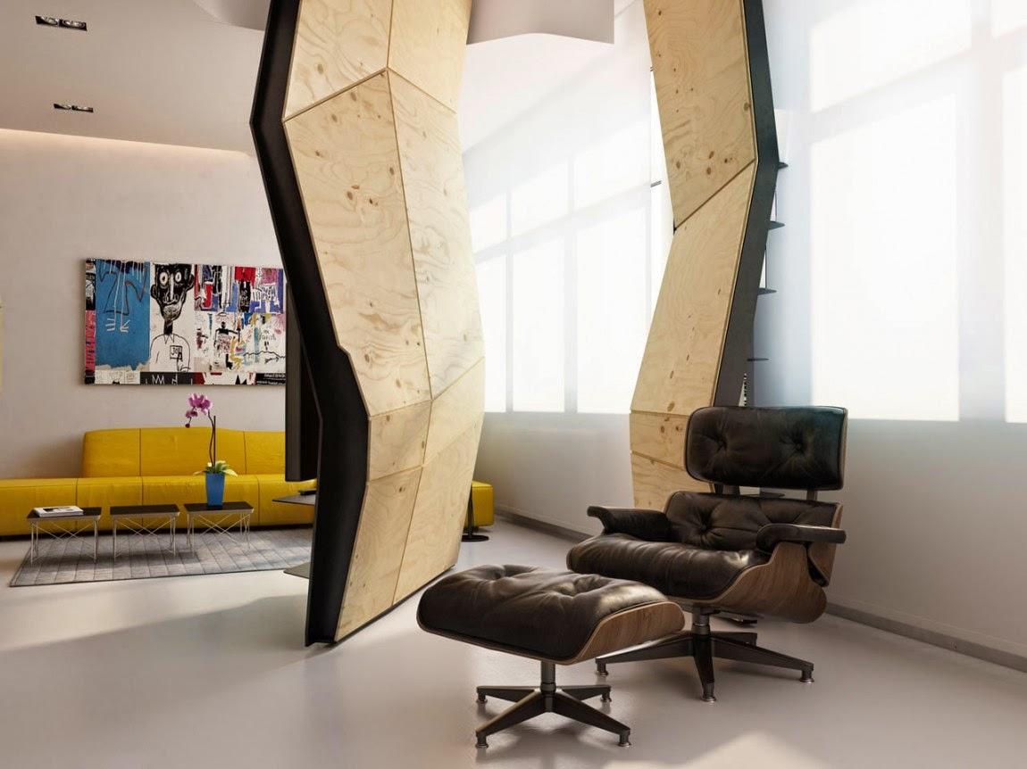 unique luxury home design: Unique Room Design : Transformer