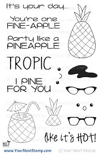 Punny Pineapple