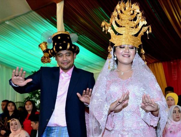 Ada Motif Politik Dibalik Pernikahan Anak Presiden Jokowi? Ini Kata Luhut