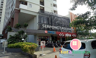 Disewakan Apartemen Serpong Greenview Fully Furnished