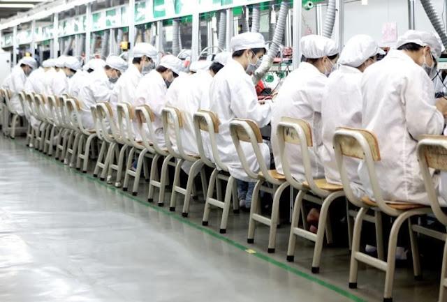 Vida y muerte de trabajadores en la ciudad prohibida de Apple