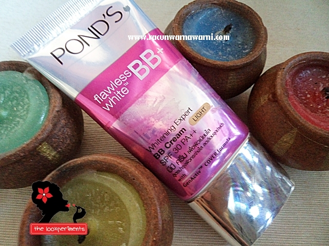 Review BB Cream Pond's