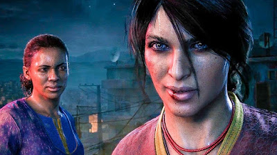 Uncharted The Lost Legacy Story