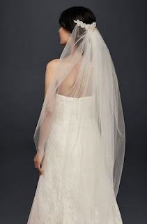 Stunning Bridal Comb for Veil