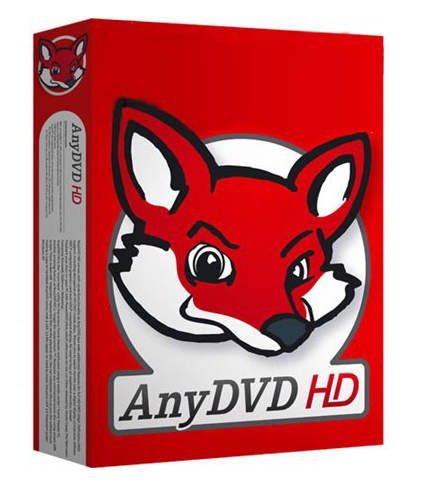 SlySoft AnyDVD HD 7.6.2.1 Beta / 7.6.2.0 Final + Patch