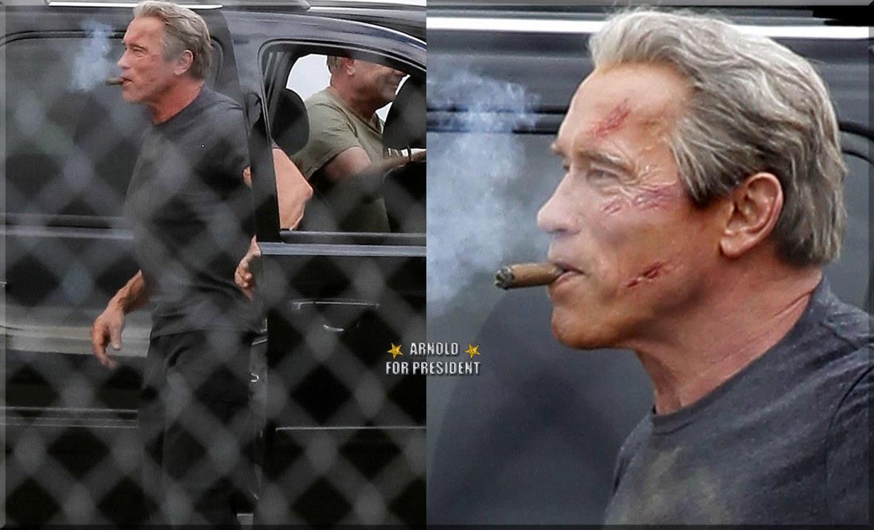 CIA☆こちら映画中央情報局です: Terminator : シリーズ再生の最新作「ターミネーター: ジェネシス」で ...