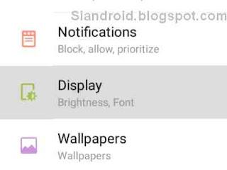 Cara Ubah Huruf di Samsung Galaxy Sesuai selera