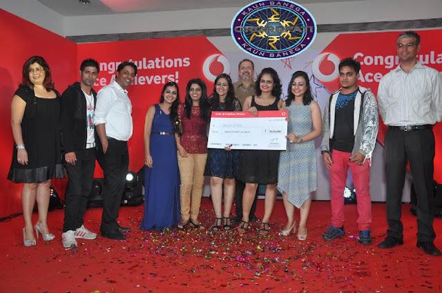 Vodafone Lottery 2018