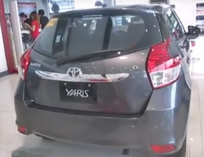 Toyota Yaris 2017 Review Philippines