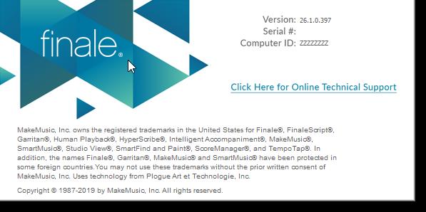 MakeMusic Finale v26 1 0 397, Crea y Compón tus Propias Partituras