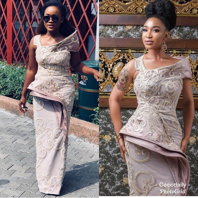 Who wore it better between Tonto Dikeh and Cee-C