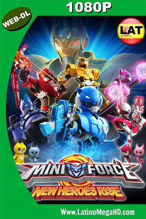 Miniforce: Los nuevos superhéroes (2018) Latino HD WEB-DL 1080P ()