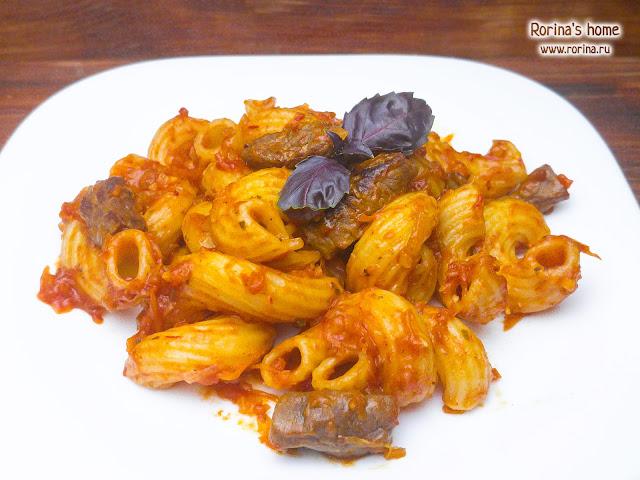 Рецепты Dolmio: сочный гуляш с говядиной