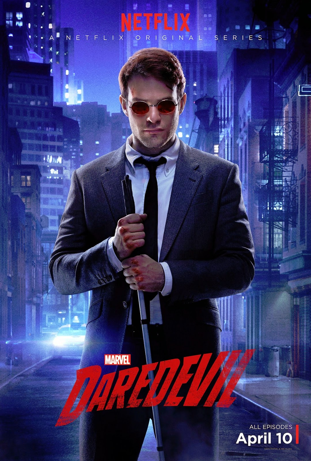 J and J Productions: Daredevil Netflix (Season 1) Review