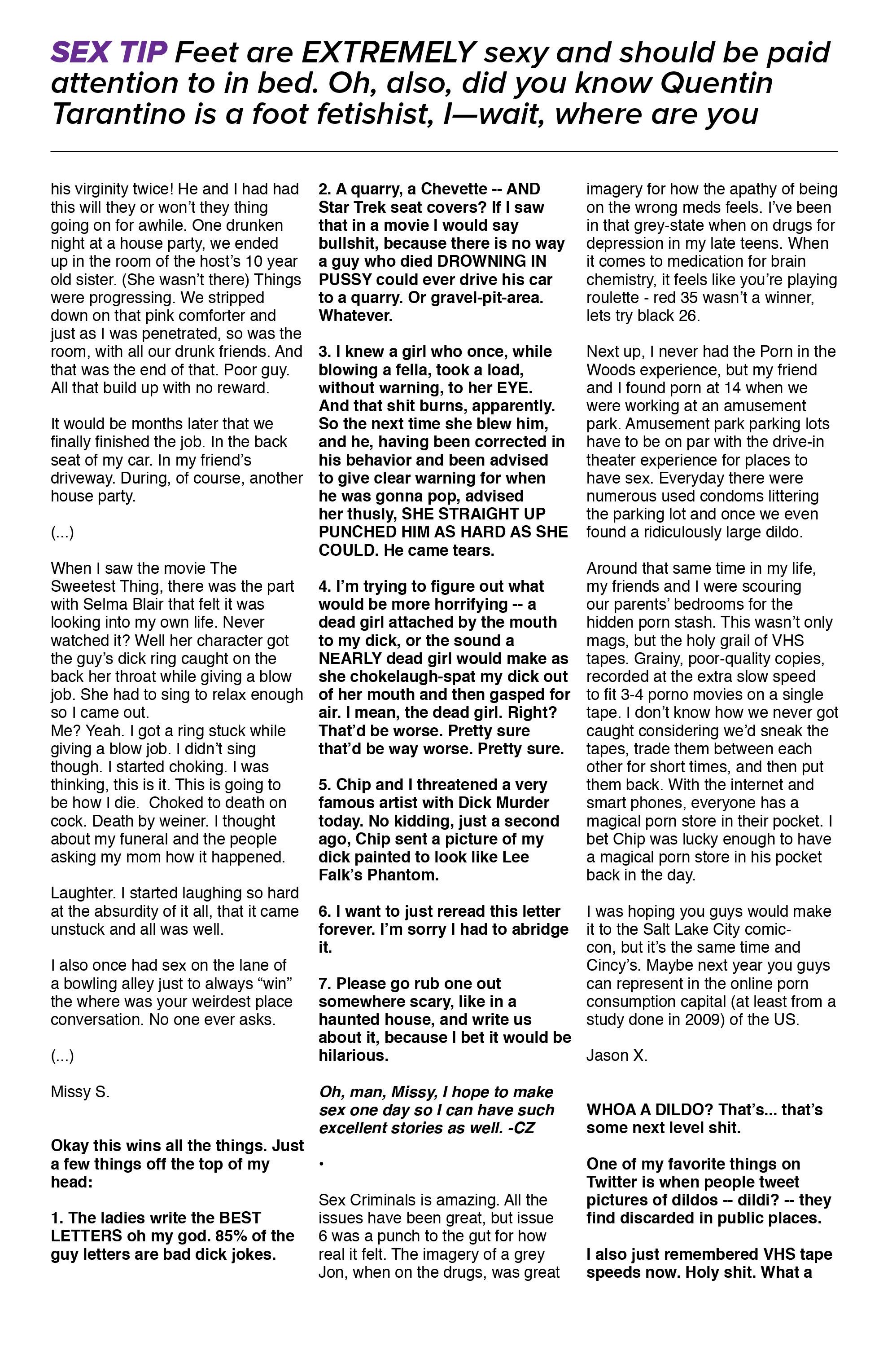 Read online Sex Criminals comic -  Issue #7 - 26
