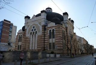 Sinagoga Morisca de Sofía.