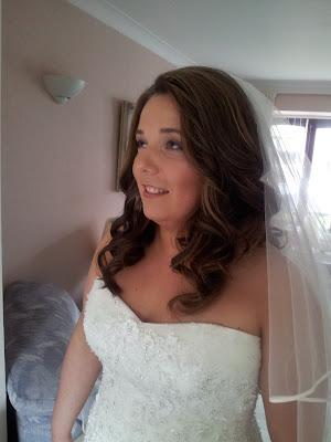 Volume , Wedding Hair, Bride, Veil, Wedding Dress