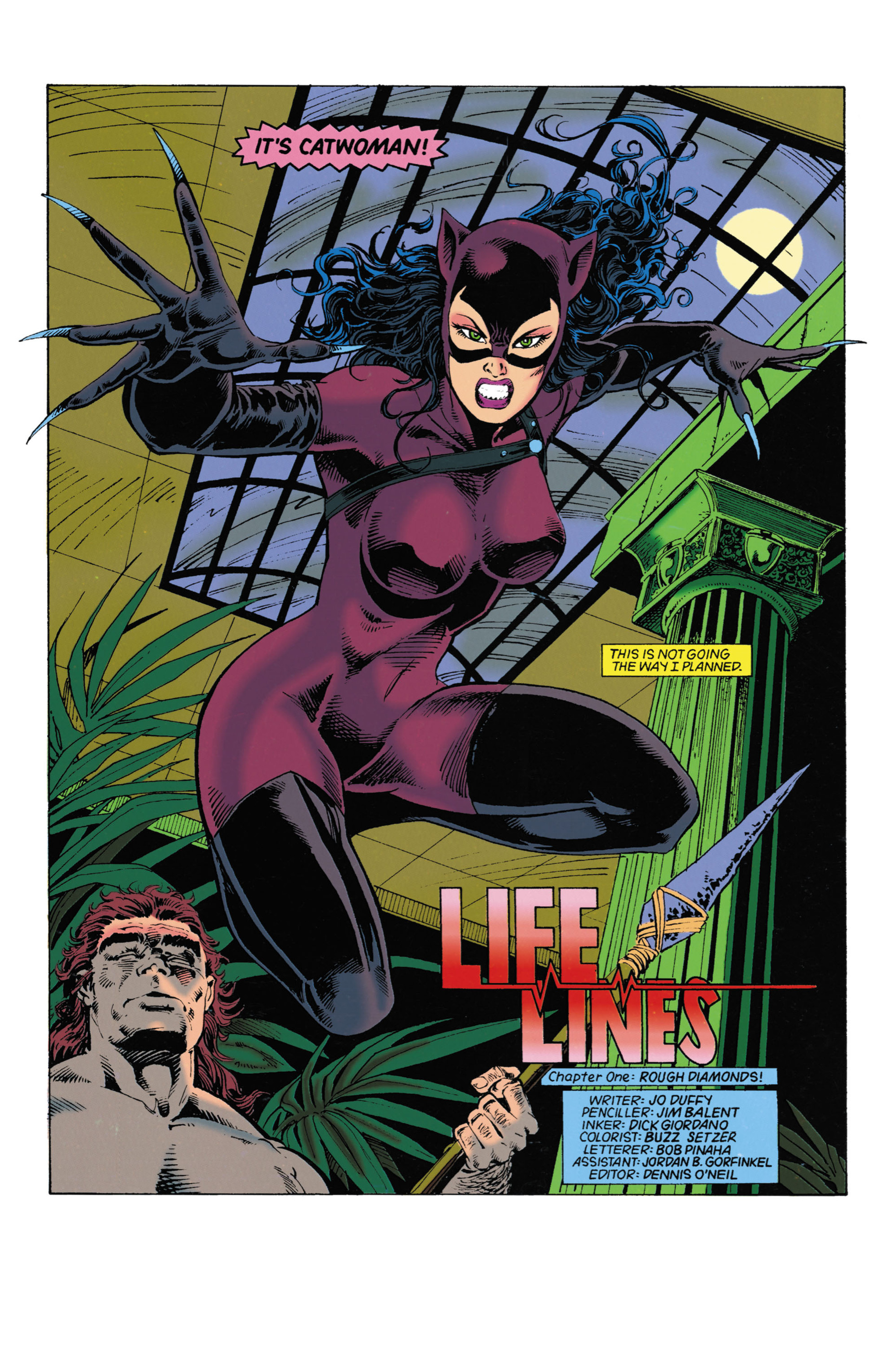 Catwoman (1993) Issue #1 #6 - English 2