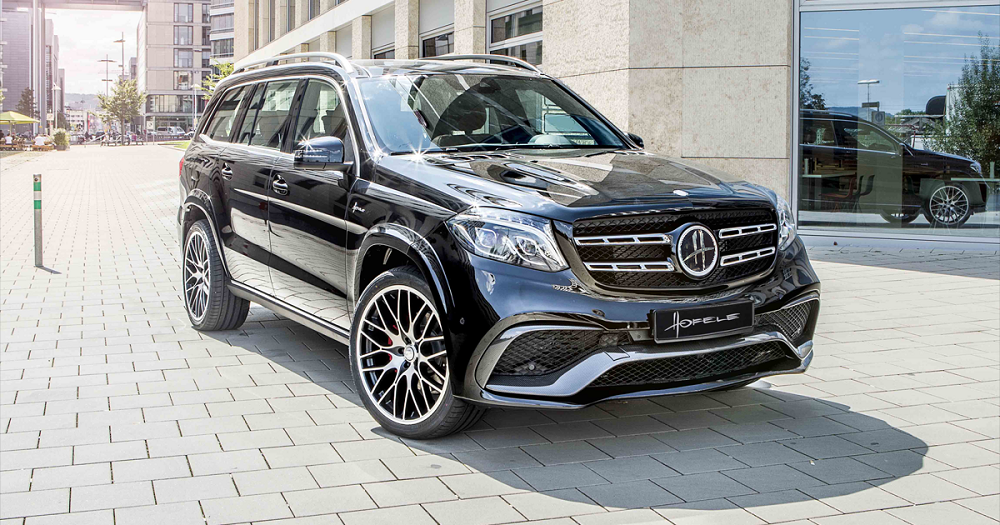 Mercedes-Benz GLS by Hofele-Design
