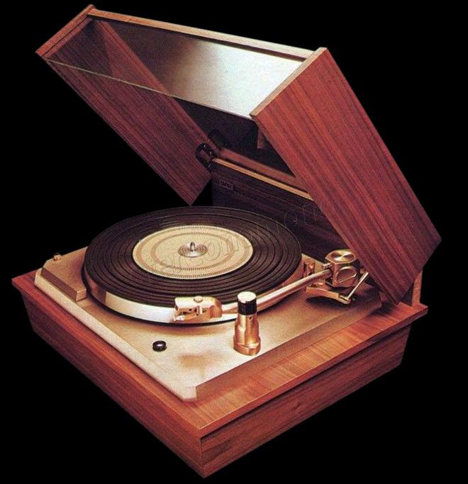 stereonomono - Hi Fi Compendium: Empire 598 III turntable