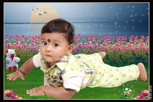 kids New born Indian cute baby,boys and girls Hindu