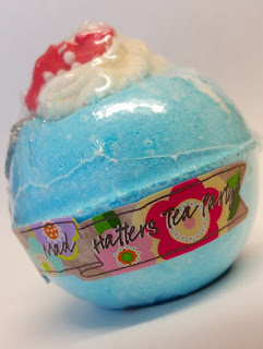 Bomb Cosmetics Mad Hatter's Tea Party Bath Blaster