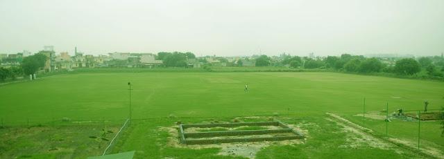 रावल डिस्ट्रिक्ट क्रिकेट एसोसिएशन  ( डीसीए )  का ग्राउंड बनकर हुआ तैयार : रजत भाटिया