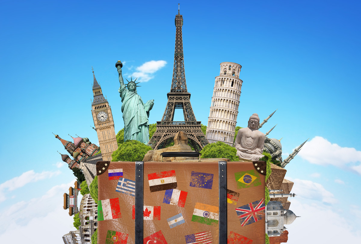 Turismo Internacional continúa rompiendo records ...