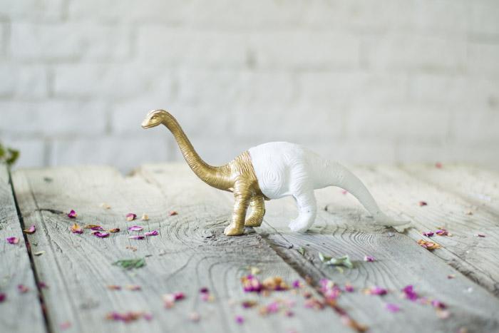 Animal plástico diy
