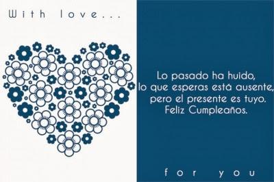 Mensajes Bonitos De Feliz Cumpleaños ツ Tarjetas De Feliz