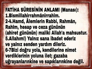 Elham duası