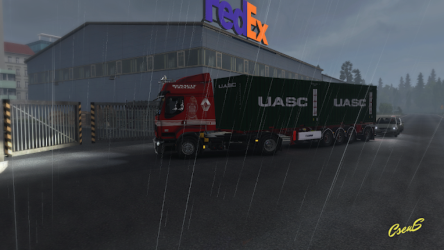 ets 2 animated gates in companies v2.8 screenshots 3
