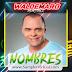 3700 Nombres De Dj - Waldemaro Martinez - Placas