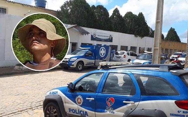 Aluno de curso da PM morre após disparo acidental de colega em Senhor do Bonfim