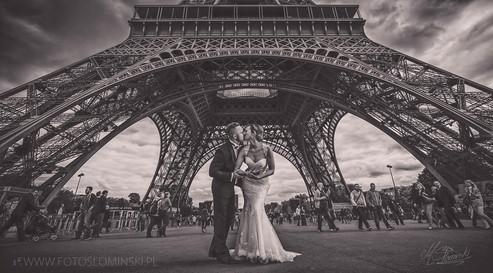 Jak zorganizować sesję ślubną w Paryżu ? To proste i niedrogie ★