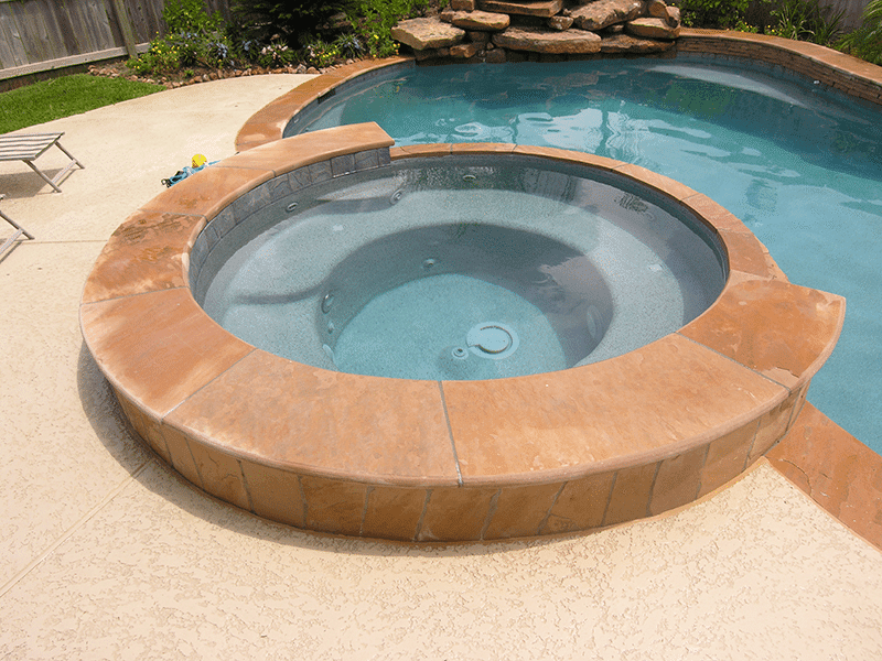Custom Free From Inground Rock Pools DFW  9