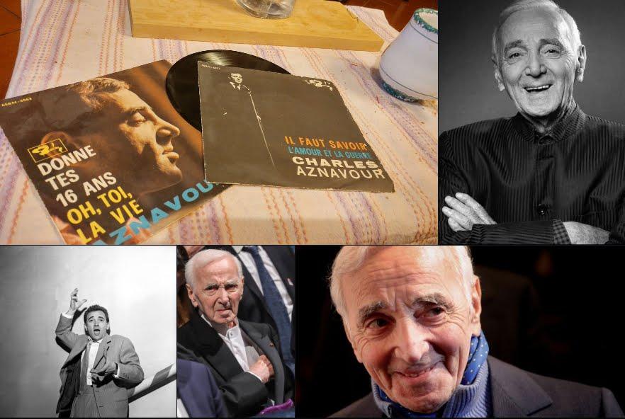 E' morto Charles Aznavour, lutto nella Musica.