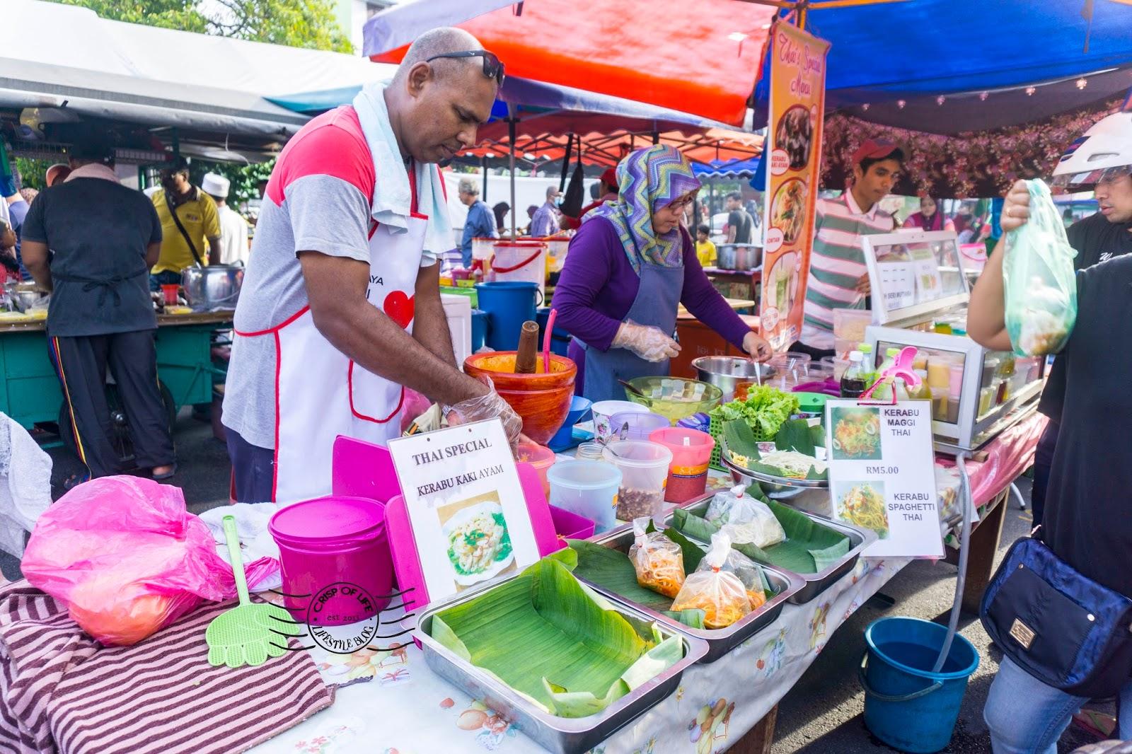 Bazaar Ramadan Penang