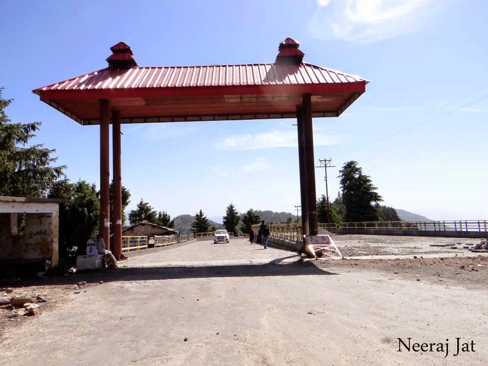 भंगायणी माता मन्दिर, हरिपुरधार