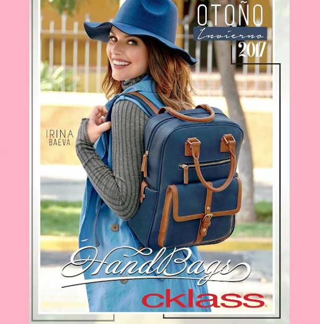 Catalogo de bolsos de moda cklass OI 2017