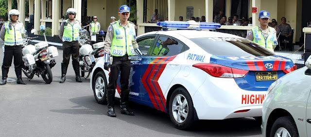 Bila Anda ditilang Petugas Polisi
