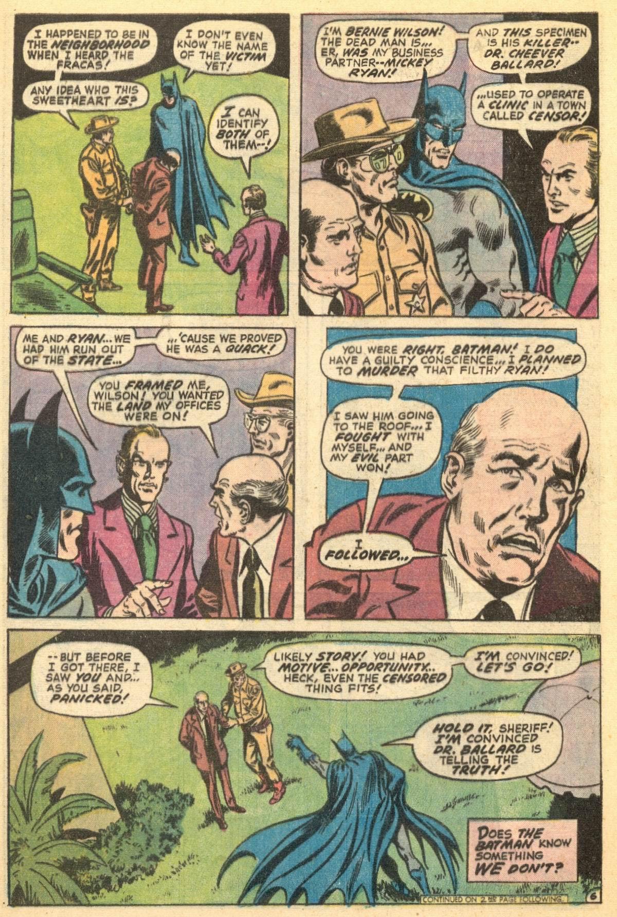 Detective Comics (1937) 431 Page 7