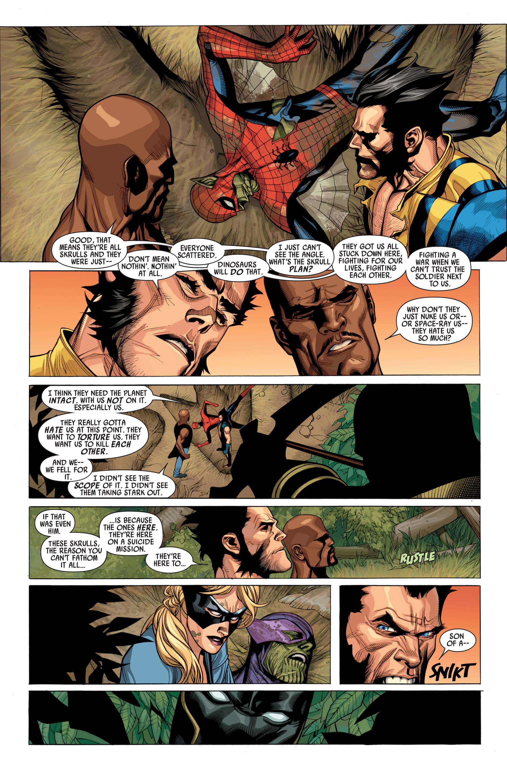 Read online Secret Invasion comic -  Issue #2 - 13