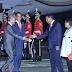 Menko Polhukam Dampingi Presiden Joko Widodo Sambut Kedatangan Perdana Menteri Malaysia